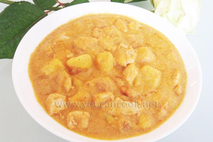 Massaman Curry Rezept - Eine leckere Spezialität aus Thailand