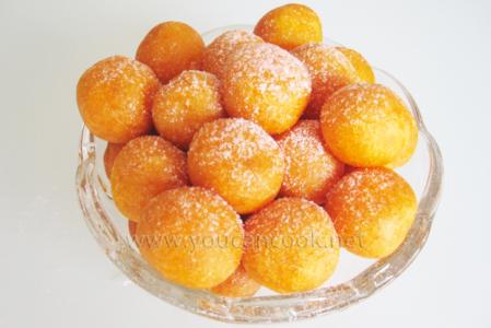 Schnelles Dessert