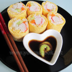 Sushi-Rezept