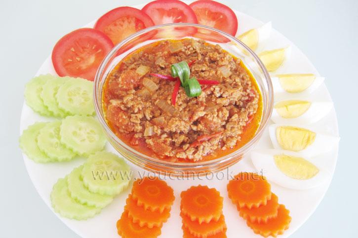 Chili Dip Rezept - Der pikante Schweinehackfleisch Dip
