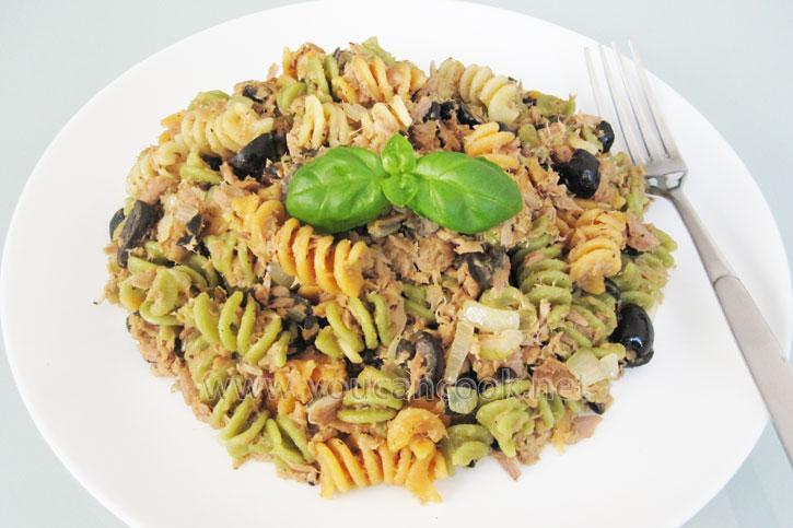 Thunfisch Pasta Rezept - Einfach und schnell zubereitet