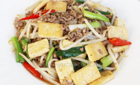 Tofu-Rezept