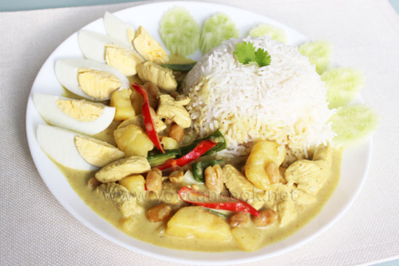 Hähnchen Curry Rezept