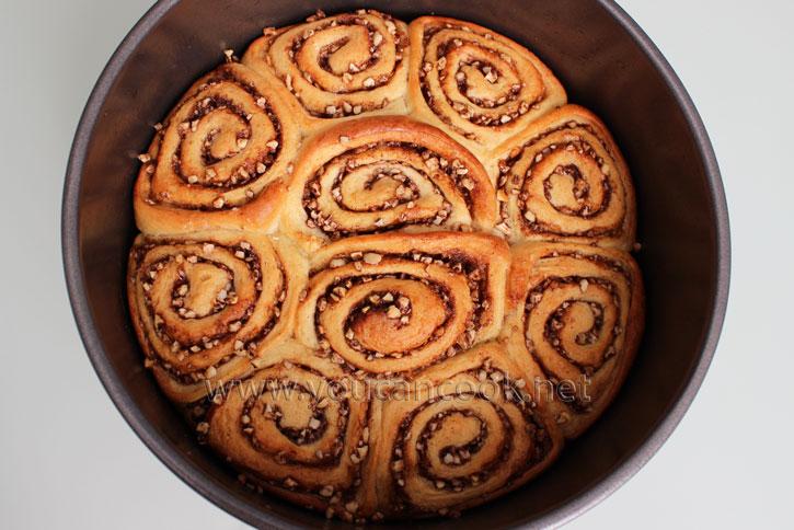 Zimtschnecken Rezept - Cinnamon Rolls einfach zubereitet