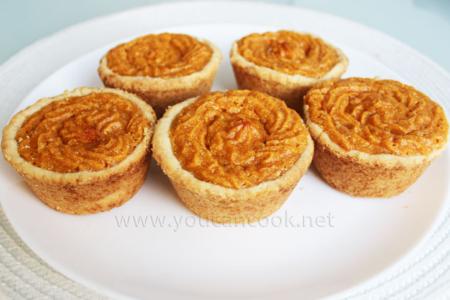 Süßkartoffeln Rezept – Leckerer Sweet Potato Pie