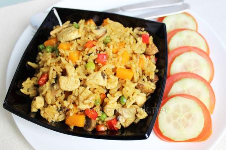 Curryreis Rezept